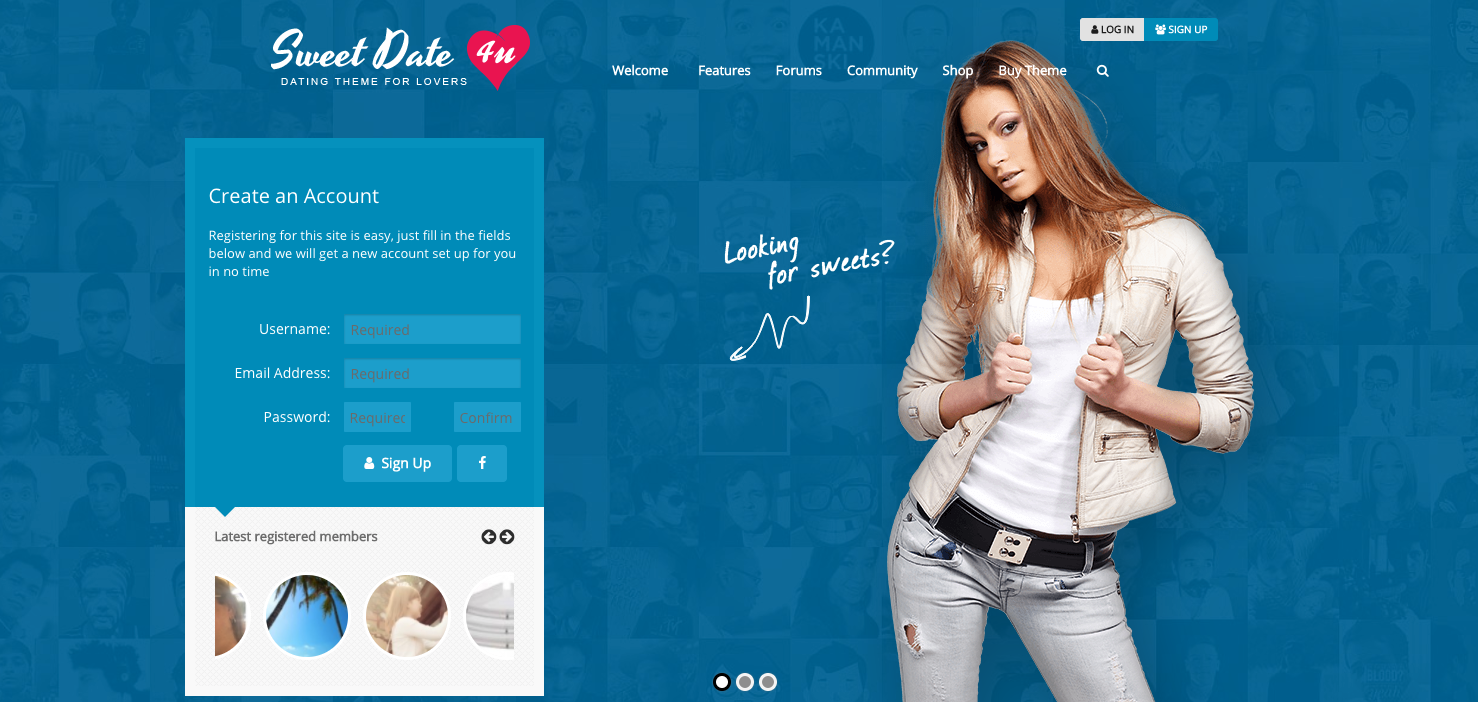How to make a dating site from scratch